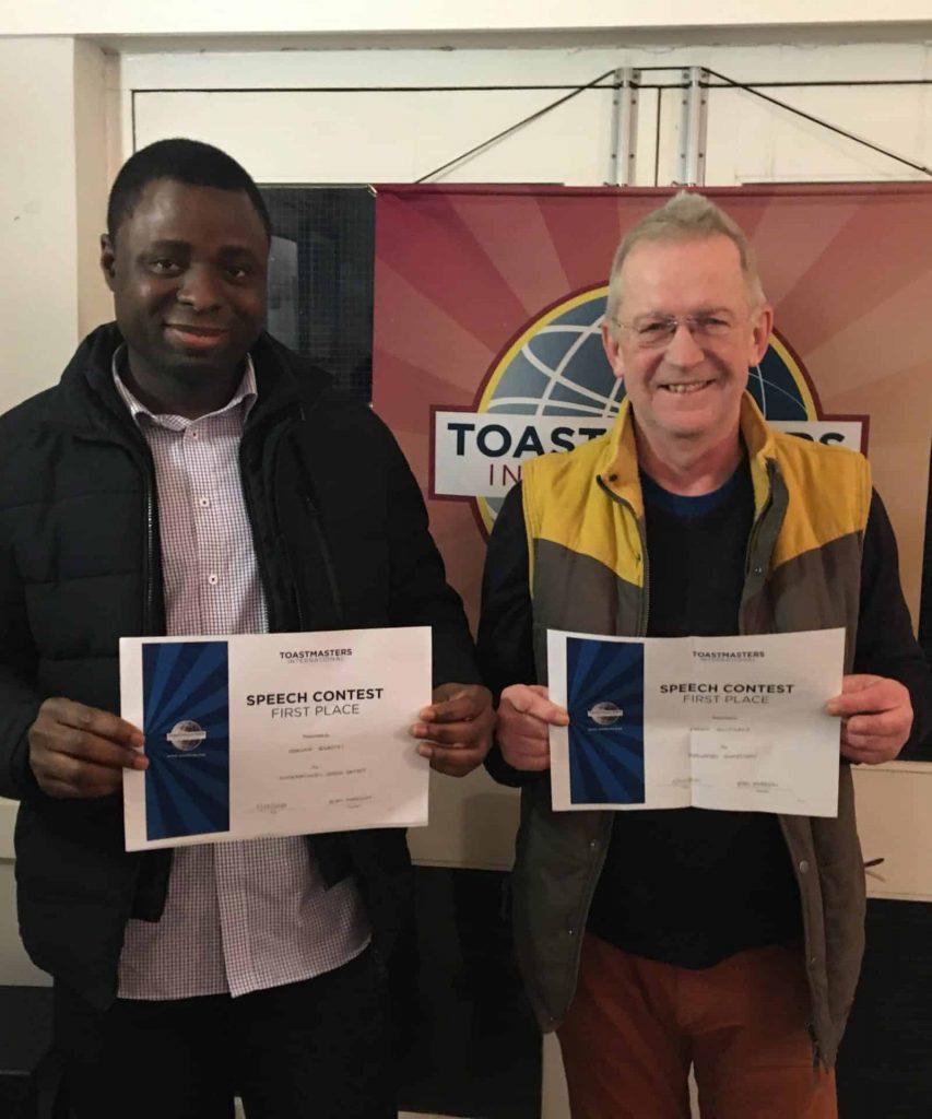 Meridian-Speakers-Toastmasters-Competition-Winner